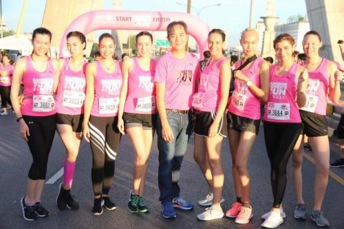 Bangkok Women's Run 00794