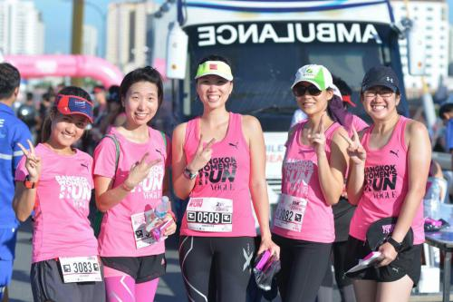 Bangkok Women's Run 06783