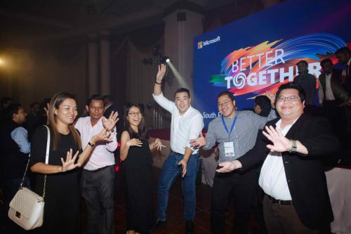 Microsoft Partner Summit 2018 00364